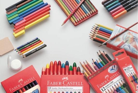 Faber-Castell школьные товары